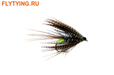 Fulling Mill 13058 Мокрая мушка Dabbler Black