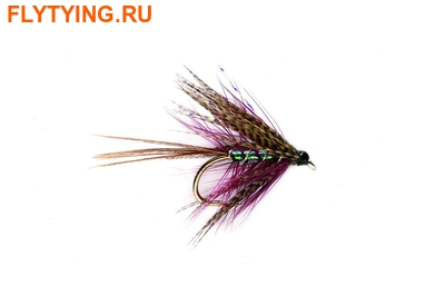 Fulling Mill 13090 Мокрая мушка Dabbler Pearly
