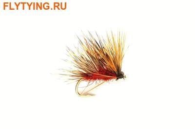 Fulling Mill 13100 Мокрая мушка Sedgehog Fiery Brown