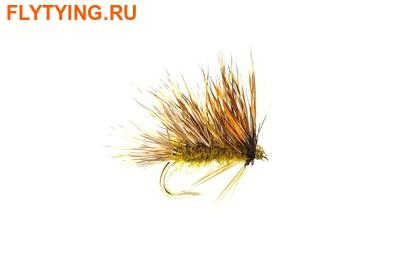 Fulling Mill 13101 Мокрая мушка Sedgehog Olive