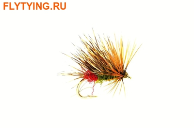 Fulling Mill 13102 Мокрая мушка Sedgehog Red Arsed Peter