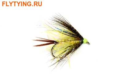 Fulling Mill 13121 Мокрая мушка Straggler Sunburst UV