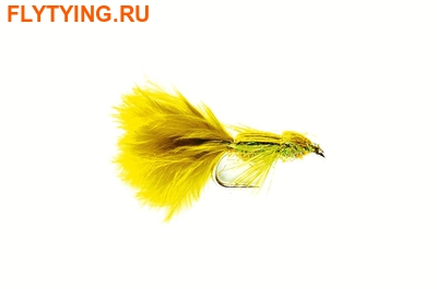 Fulling Mill 14266 Мушка нимфа Glister Olive Damsel