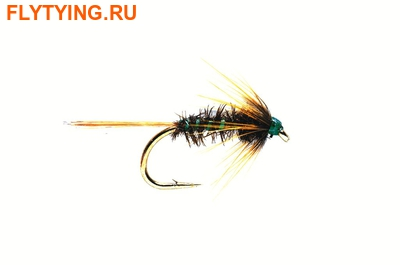 Fulling Mill 14288 Мушка нимфа Nemo Holographic Green