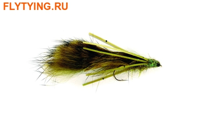 Fulling Mill 14298 Мушка нимфа Pupa Roach Dragonfly