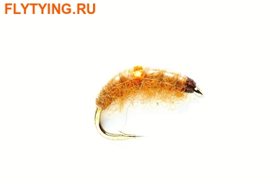 Fulling Mill 14302 Мушка нимфа Tan Shrimp