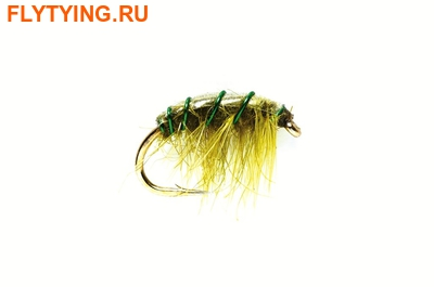 Fulling Mill 14303 Мушка Shrimper Olive Weighted