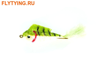 Fulling Mill 15209 Мушка стример Perch Fry Special