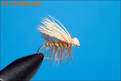 Rusangler 11141 Сухая мушка Elk Hair Caddis