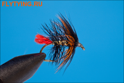 Rusangler 13152 Мокрая мушка Bumble Doobry