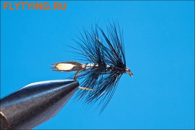 Rusangler 13156 Мокрая мушка HW-Delphi Silver JC