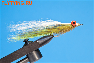 Rusangler 18011 Морская мушка American River Special Chartreuse