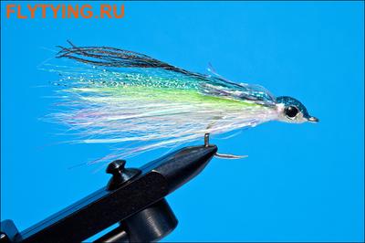 Rusangler 18021 Морская мушка Trey Comb's Steelhead Anchovy Blue