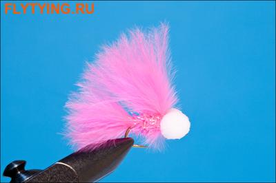 Rusangler 15272 Мушка стример Booby Pink