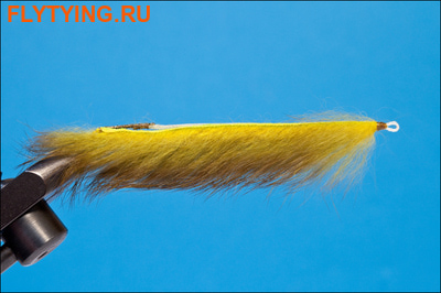 Rusangler 15303 Мушка стример Snake Olive