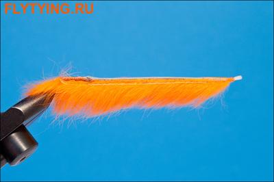 Rusangler 15304 Мушка стример Snake Orange