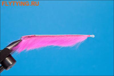 Rusangler 15305 Мушка стример Snake Pink