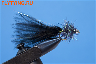 Rusangler 15309 Мушка стример Trilobal Shimmy