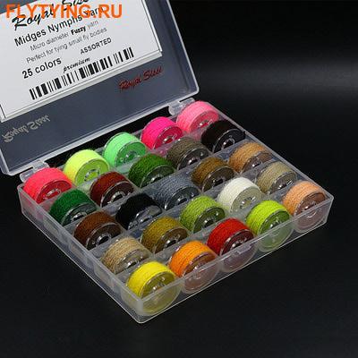 Royal Sissi 55086 Набор пряжи Midge Yarn Set (фото)