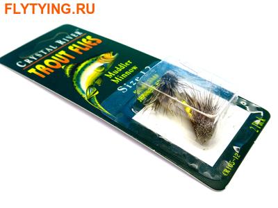 Crystal River 15370 Мушка стример Muddler Minnow (фото)