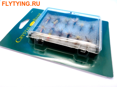 Crystal River 20070 Набор мушек Rocky Mountain Boxed Fly Assortment (фото)