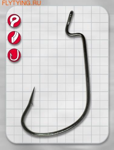 Gamakatsu 60105 Крючок оффсетный Worm-314MB