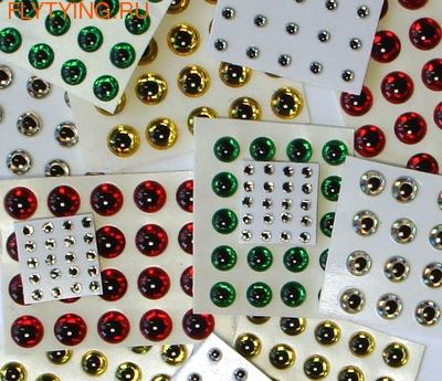SFT-studio 58026 Объемные глазки 3D Holographic Eyes