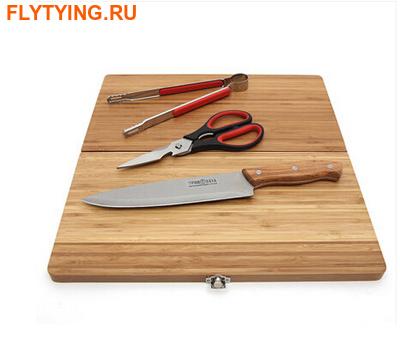 ChanoDug 81427 Кухонный набор Outdoor Folding Cutting Board With Kitchen Tools (фото)