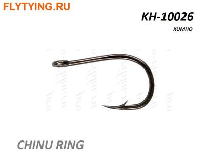 Kumho 60248 Крючок одинарный KH-10026 Chinu Ring (фото)