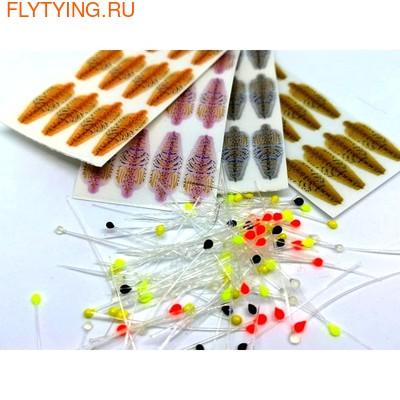 Future Fly 58350 Имитации спинок креветок Shrimp Shells (фото, Future Fly 58350 Имитации спинок креветок Shrimp Shells)