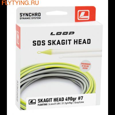 Loop 10690 Нахлыстовый шнур SDS Skagit Head (фото, Loop 10690 Нахлыстовый шнур SDS Skagit Head)