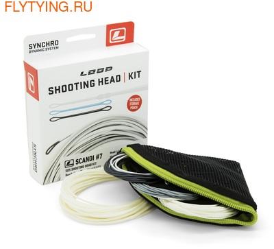 Loop 10691 Нахлыстовый шнур SDS Scandi Kit (фото, Loop 10691 Нахлыстовый шнур SDS Scandi Kit)