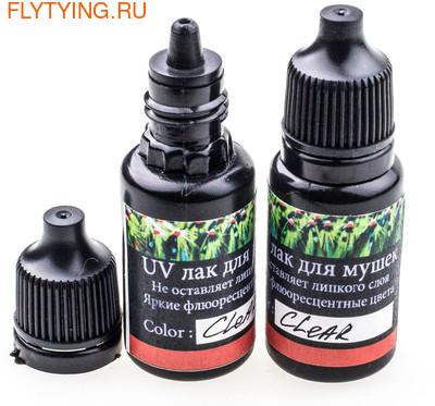 FLY-FISHING 70073 Монтажный лак UV Resin (фото, FLY-FISHING 70073 Монтажный лак UV Resin)