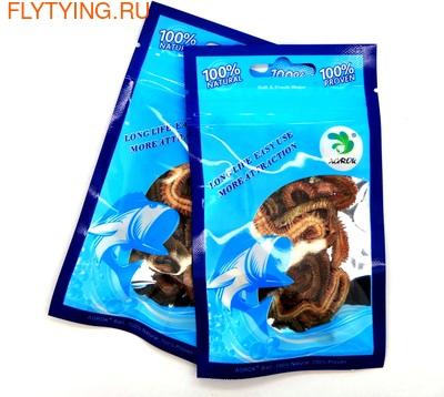Agrok 66034 Натуральная насадка / наживка Freez Dried Lugworm Bait (фото, Agrok 66034 Натуральная насадка / наживка Freez Dried Lugworm Bait)
