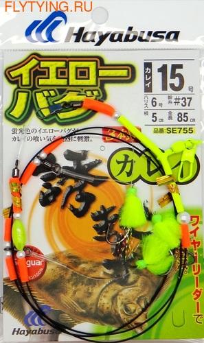 Hayabusa 19226 Оснастка на камбалу SE755 (фото, Hayabusa 19226 Оснастка на камбалу SE755)