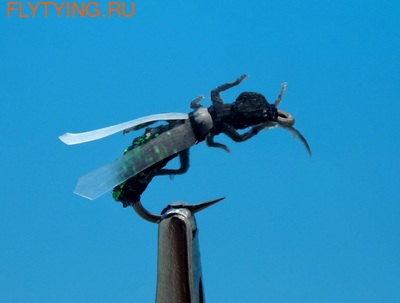 SFT-studio 14541 Мушка Green Fly (фото)