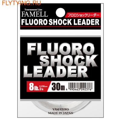 Yamatoyo 10576 Поводковый материал Fluoro Shock Leader