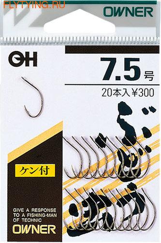 Owner 60623 Крючок одинарный Budomushi (фото)