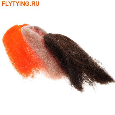Hareline 54031 Синтетическое блестящее волокно Ice Fur (фото)