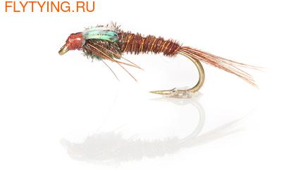 A.Jensen 14139 Мушка нимфа Pheasant Tail Neon(FB Pheasant Tail) (фото)