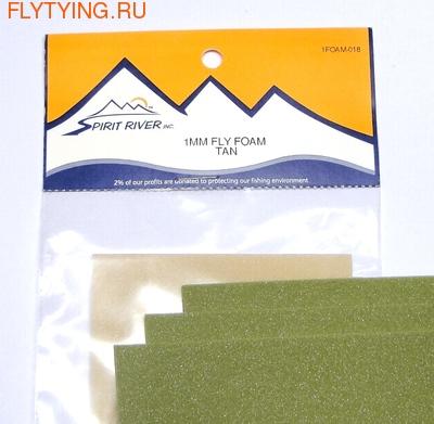 Spirit River 59007 Пенки толщиной 1 мм Fly Foam