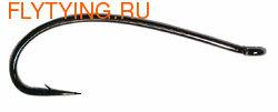 Kamasan 60059 Крючок одинарный B220 Fly Hook - Nymph Curved Long Shank