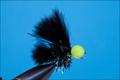 Rusangler 15082 Мушка стример FLOOZY CHARTREUSE BLACK