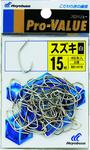 Hayabusa 60150 Крючок одинарный B21419