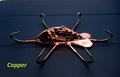 SFT-studio 19006 Зимняя блесна Crab River Robber 90