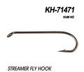 Kumho 60179 Крючок одинарный KH-71471 STREAMER HOOK