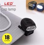 Leo 81190 Фонарик Cap Lamp