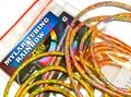Hends Products 52211 Материал для тела Mylar Tubing Tinsel and Rainbow