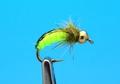 Mikkus & Caddis 14222 Мушка нимфа ручейника GH Caddis Larva Chartreuse