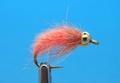Mikkus & Caddis 14226 Мушка нимфа ручейника BH Fluffy Caddis Larva Coral